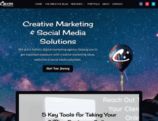 creativemarketing.media screenshot