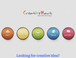 creativemart.in screenshot