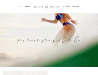 creativeretreats.net screenshot