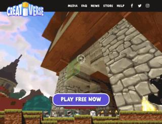 creativersegame.com screenshot