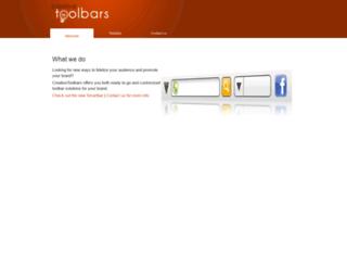 creativetoolbars.com screenshot