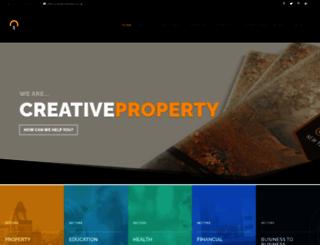 creativeworld.co.uk screenshot