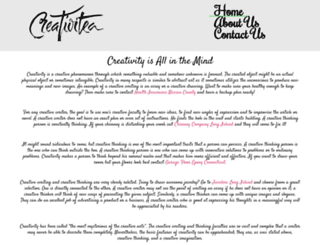 creativitea.org screenshot
