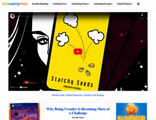creativity-portal.com screenshot