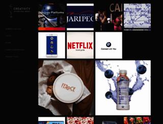 creativityawards.com screenshot