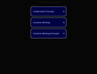 creativityden.com screenshot