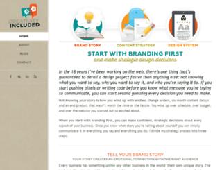 creativityincluded.com screenshot