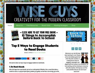 creativityinthemodernclassroom.com screenshot