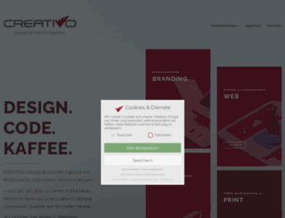 creativo-designs.de screenshot