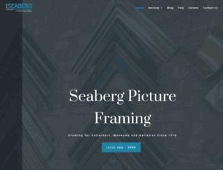 creativoframing.com screenshot