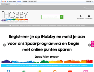 creativshop.nl screenshot