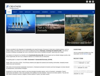creatness.com screenshot