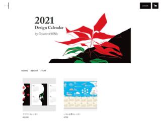 creators440.stores.jp screenshot