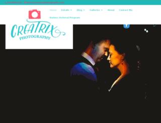 creatrixphotographyblog.com screenshot