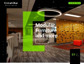 creavita.in screenshot