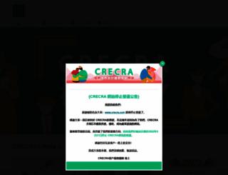 crecra.com screenshot