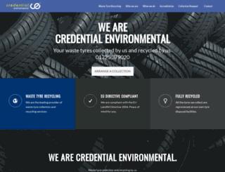 credenv.com screenshot