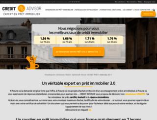 credit-brest.fr screenshot