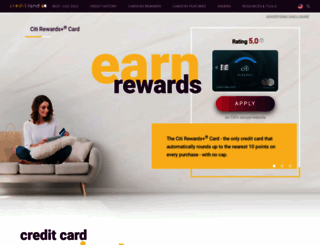 credit-land.com screenshot