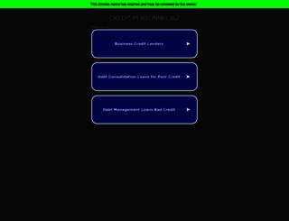 credit-personnel.biz screenshot