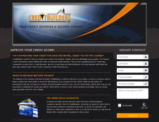 creditbuilderz.com screenshot
