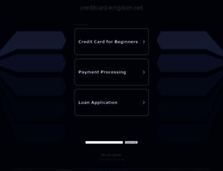 creditcard-kingdom.net screenshot