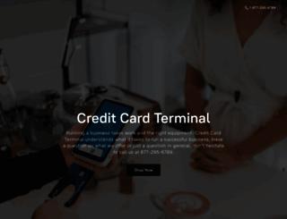 creditcardterminal.com screenshot