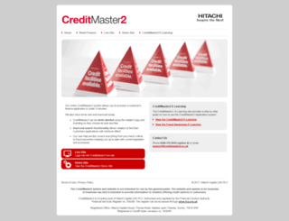 creditmaster2.co.uk screenshot