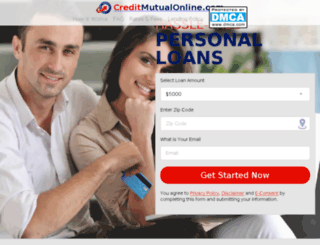 creditmutualonline.com screenshot
