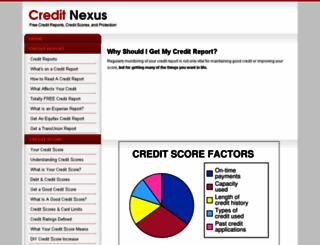 creditnexus.com screenshot