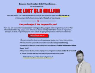 creditrepairman21.com screenshot