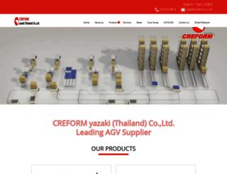 creform.co.th screenshot