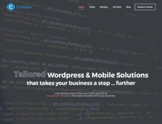 creiden.com screenshot