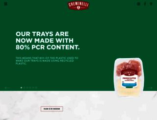 creminelli.com screenshot