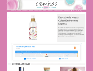 cremitas.com screenshot