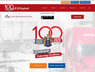 crengland.net screenshot