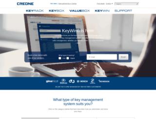 creone.com screenshot