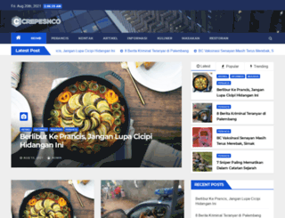 crepesnco.com screenshot
