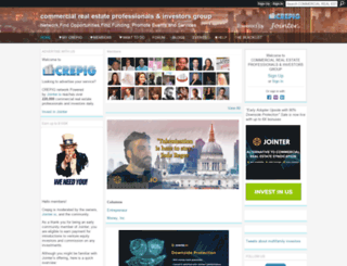crepig.ning.com screenshot