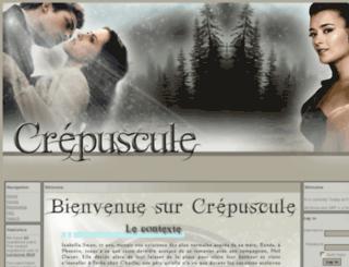 crepuscule2020.xooit.fr screenshot