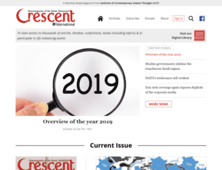 crescent-online.net screenshot