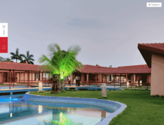 crescentresort.in screenshot