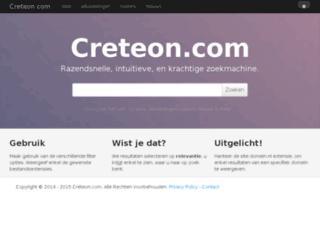creteon.com screenshot
