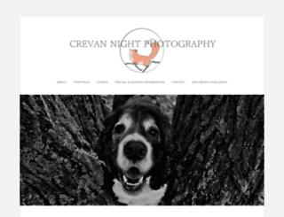 crevannight.weebly.com screenshot