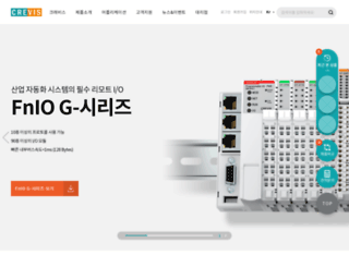 crevis.co.kr screenshot