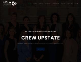 crewupstate.org screenshot
