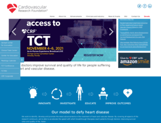 crf.org screenshot