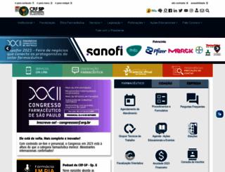 crfsp.org.br screenshot