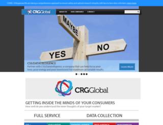 crgglobalinc.com screenshot