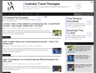 cricbuzz.net.in screenshot